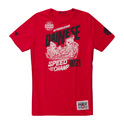 T-SHIRT SPEED CHAMP