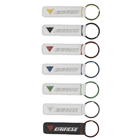 DAINESE LEATHER KEYRING